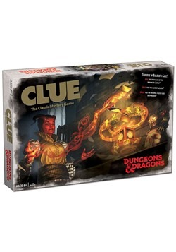 CLUE Dungeons & Dragons Board Game