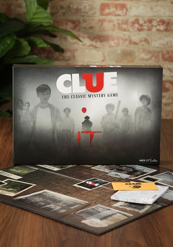 CLUE IT Board Game Update