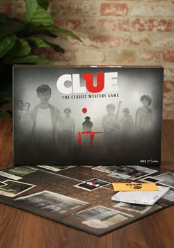 CLUE IT Board Game
