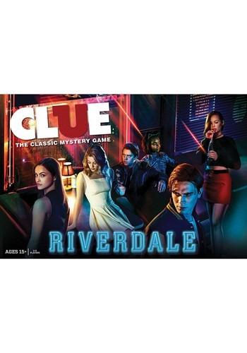 CLUE Riverdale Board Game