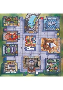 Clue Scooby-Doo Board Game Alt 2