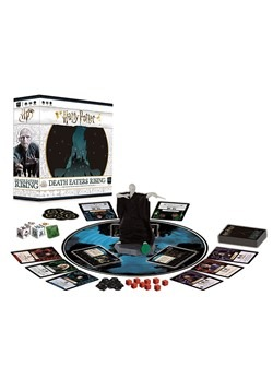 Harry Potter Death Eaters Rising Card/Dice Game