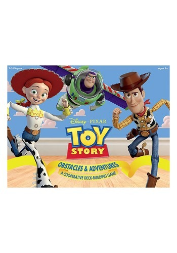 Toy Story Battle Box Cooperative Deck Building Gam