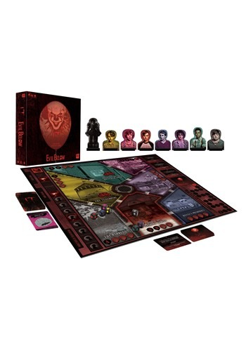 Strategy Board Game IT Evil Below