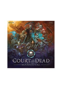 Court of the Dead: Mourners Call Strategy Board Ga
