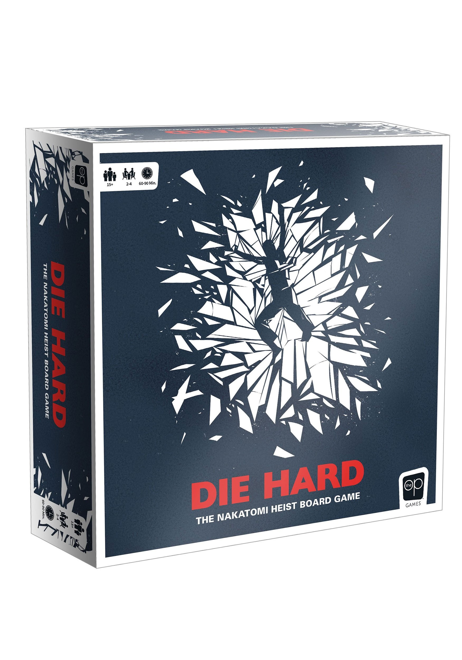 Die Hard Strategy Board Game