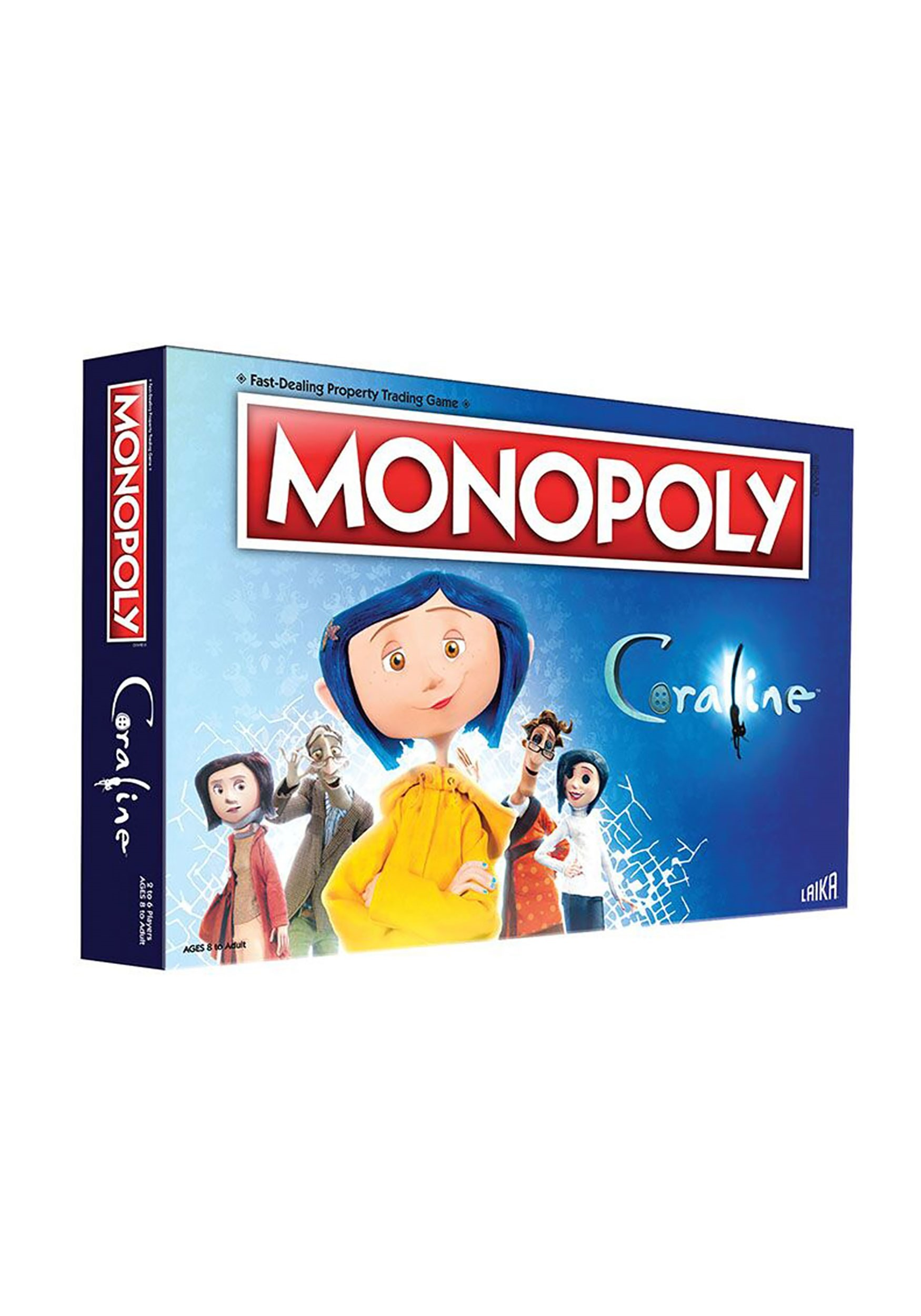 MONOPOLY Coraline Board Game