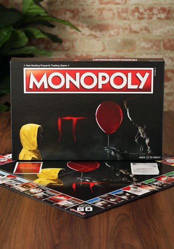 Monopoly IT Board Game