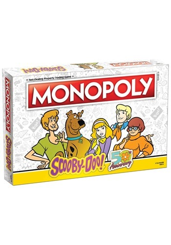 MONOPOLY Scooby-Doo! Board Game