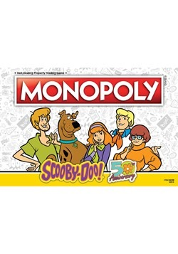 MONOPOLY Scooby-Doo! Board Game Alt 4