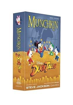 MUNCHKIN Ducktales Card Game Alt 1