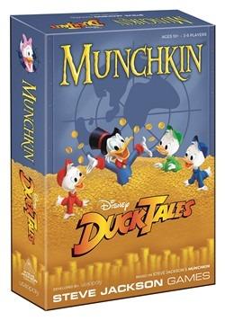 MUNCHKIN Ducktales Card Game Alt 2