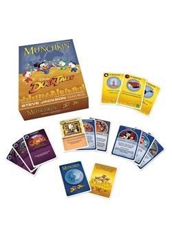 MUNCHKIN Ducktales Card Game Alt 3