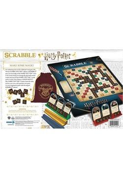 SCRABBLE World of Harry Potter Board Game Alt 2