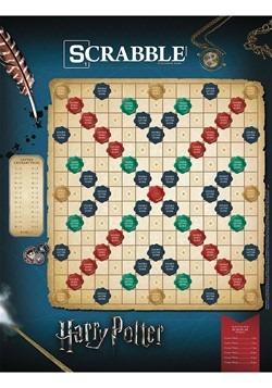 SCRABBLE World of Harry Potter Board Game Alt 3