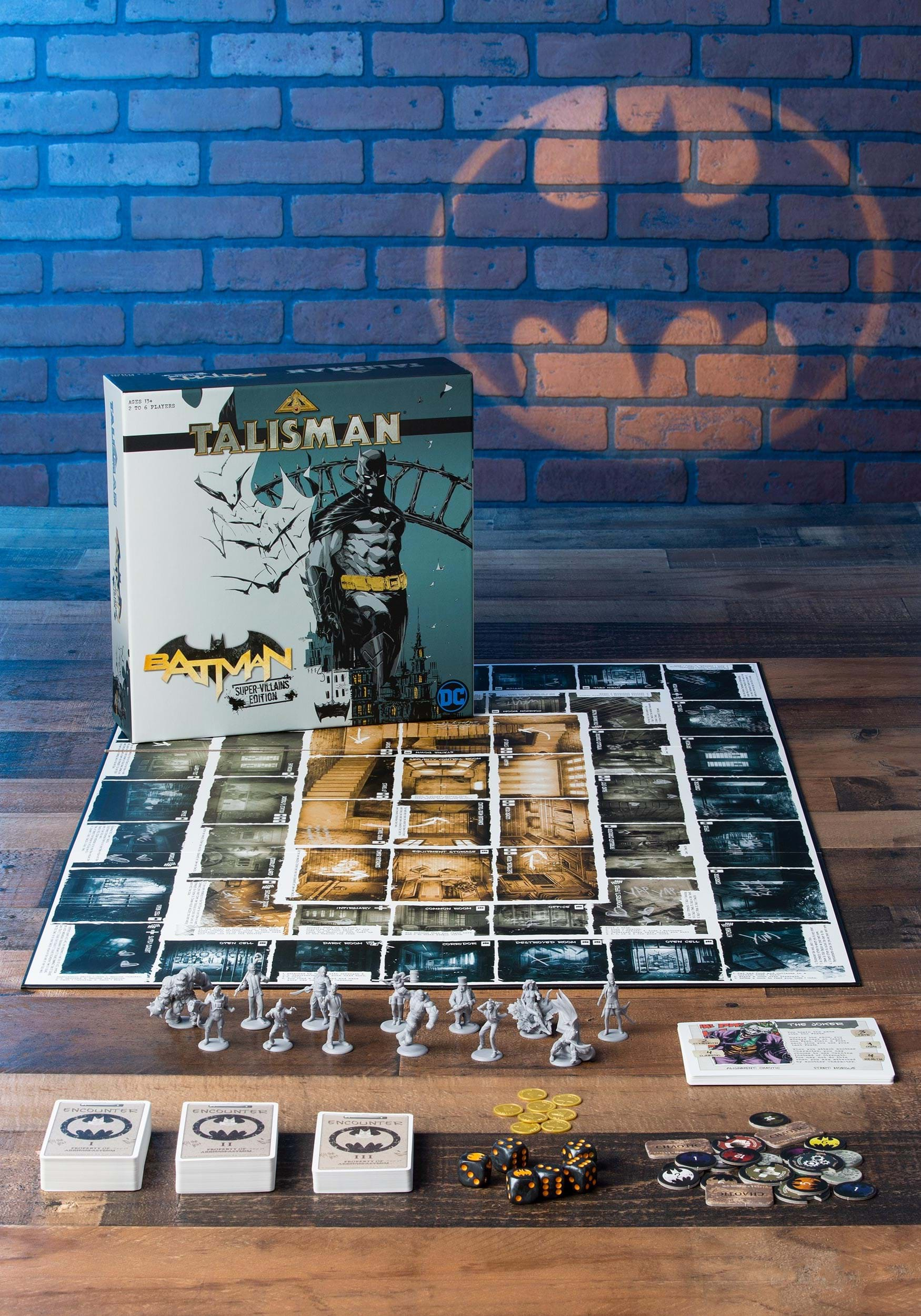 TALISMAN The Batman Board Game