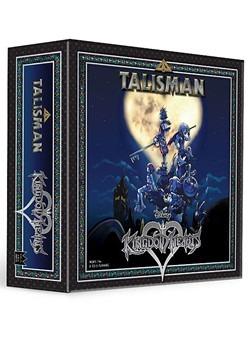 TALISMAN Disney Kingdom Hearts Board Game