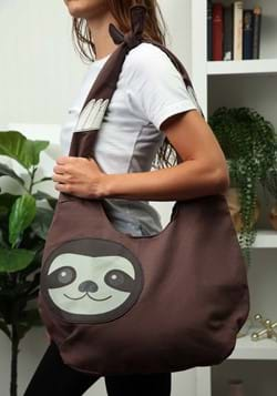 Crossbody Hanging Sloth Bag
