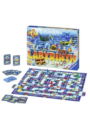 Ocean Labyrinth Board Game