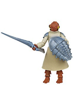 BD No. 14 Mon Calamari Warrior Action Figure