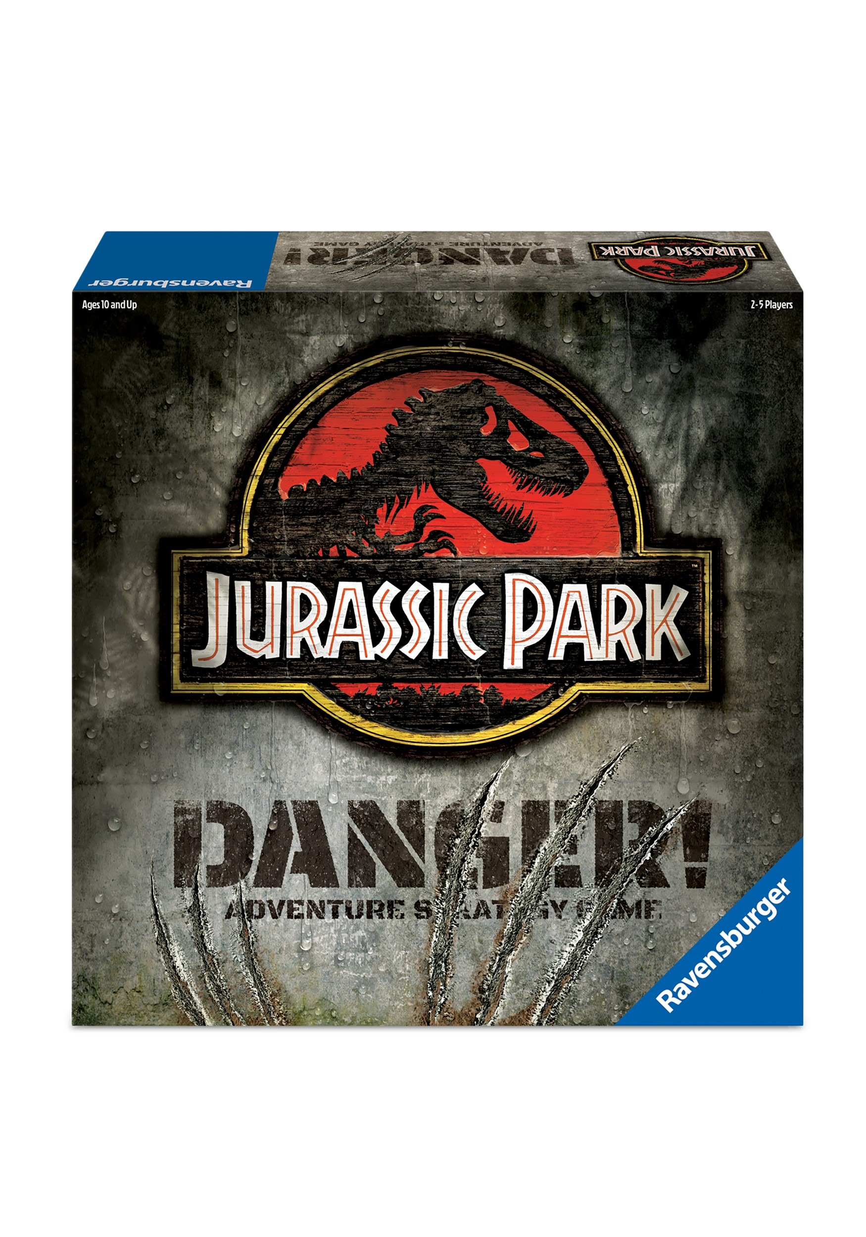 Jurassic Park- Danger! Board Game