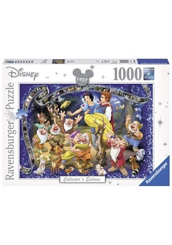 Disney Snow White 1000 Piece Jigsaw Puzzle