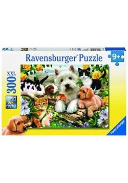 Ravensburger Happy Animal Buddies 300 Piece Jigsaw Puzzle