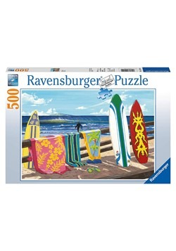 Hang Loose 500 Piece Ravensburger Puzzle