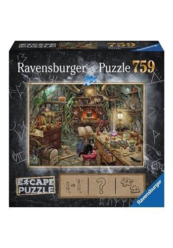 Witch's Kitchen Ravensburger Escape Puzzle