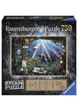 Submarine Ravensburger Escape Puzzle