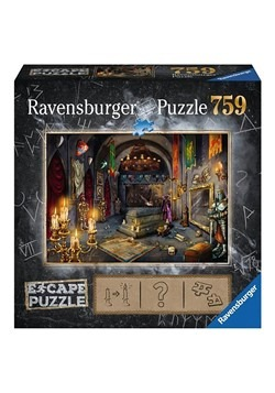 Vampire's Castle Ravensburger Escape Puzzle