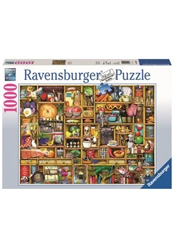 Kitchen Cupboard 1000 Piece Ravensburger Puzzle