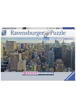View over New York 2000 Piece Ravensburger Puzzle