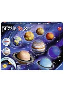 Ravensburger 3D Solar System Set Jigsaw Puzzle