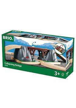 BRIO Collapsing Bridge