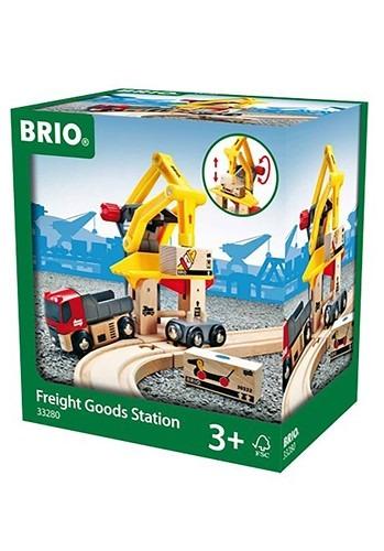 BRIO Freight Goods Station