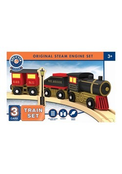 Lionel Original Steam Engine Set