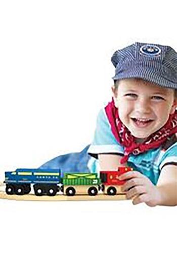 Lionel Santa Fe Cargo Train Set