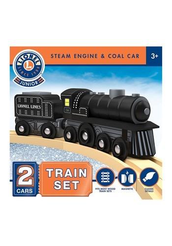 Lionel Steam and Coal Car Train Set