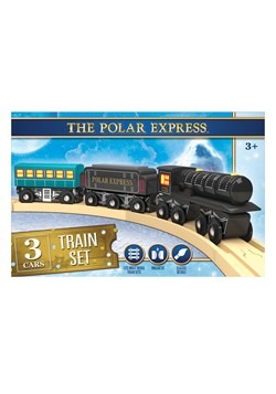 The Polar Express Train Set from MasterPieces