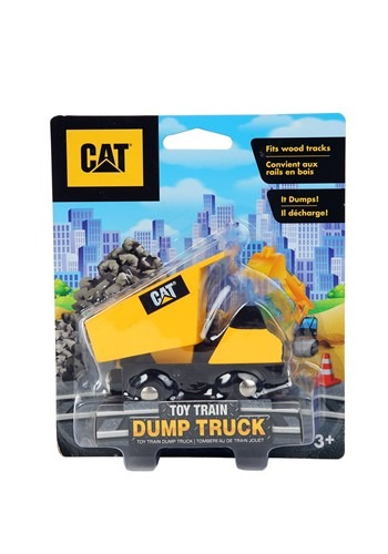 Caterpillar Dump Truck Train