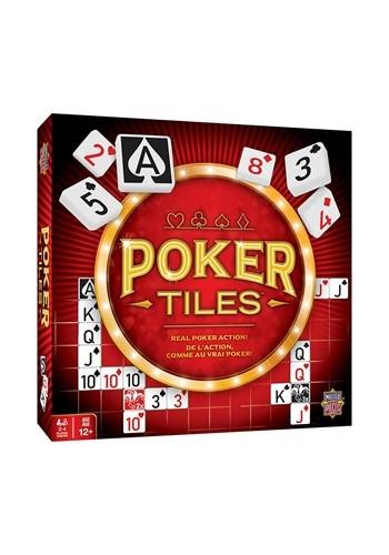 Poker Tiles Board Game