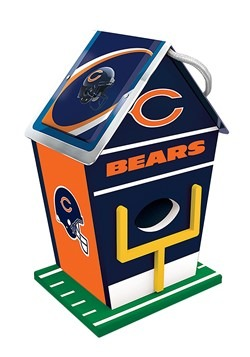 NFL Chicago Bears Birdhouse