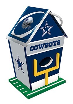 NFL Dallas Cowboys Birdhouse