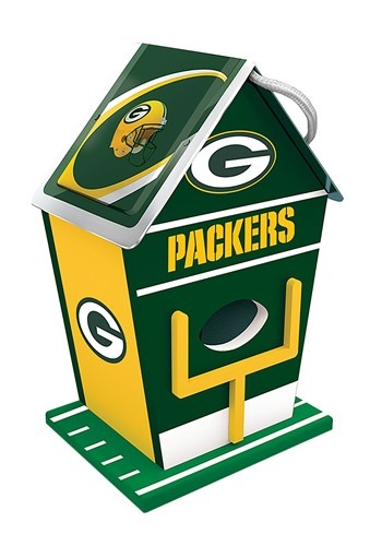 NFL Green Bay Packers Birdhouse