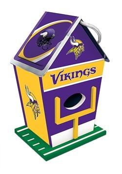NFL Minnesota Vikings Birdhouse