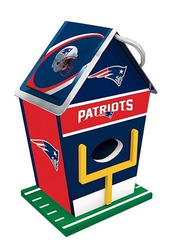 NFL New England Patriots Birdhouse