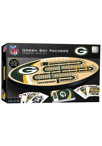NFL Green Bay Packers Cribbage Set