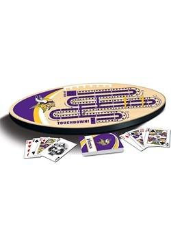 NFL Minnesota Vikings Cribbage Board 3
