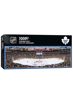NHL Toronto Maple Leafs 1000 Piece Panoramic Puzzle